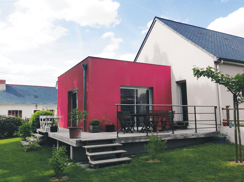 Artisan constructeur maison 44 maison moderne for Constructeur maison 44 pas cher